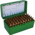 50 Ser Sml Rifle Ammo Box 50Rd - Green