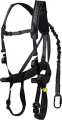 FREEREIN LLC G-Tac Air Womens Safety Harness Charcoal** One Size Fits All **