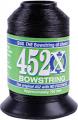 BCY INC 452X Bowstring Material Black 1/8# Spool