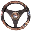 SIGNATURE PRODUCTS GROUP Major League Bowhunter Steering Wheel Cover Realtree Xtra