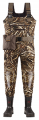 LA CROSSE FOOTWEAR INC Swamp Tuff Pro 1000g Waders Realtree Max 5 Size 8