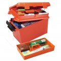 Sportsmens Util Dry Box Sml - Orange