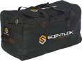 SCENTLOK Swat Travel Bag Black 30x17x16