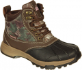 OLD DOMINION FOOTWEAR Realtree Girl Ms.Denver Boot Brown/Realtree Xtra Green Sz 10