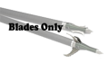 EXCALIBUR CROSSBOW INC Excalibur Replacement Blades for Xact