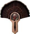 "WALNUT HOLLOW Deluxe Turkey Display Kit ""Turkey Profile"""