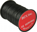 BCY INC #2X Serving .015 Black