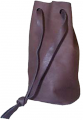 RIGHTNOUR MFG CO INC Leather Bullet Bag Brown