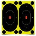 B2412 Sht-N-C 7In Oval 6Pk - 12 Tgts
