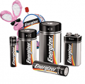 ENERGIZER BATTERY INC Energizer Max 9 Volt Battery