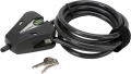 "COVERT SCOUTING CAMERAS INC Covert 6' 5/16"" Black Python Cable & Lock"