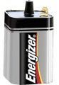 ENERGIZER BATTERY INC Energizer Lantern/Feeder Battery 6 Volt