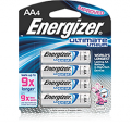 ENERGIZER BATTERY INC Energizer AA Ultimate Lithium Battery