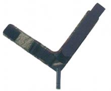 SCOTT ARCHERY Repl. Scott  Hook/Loop Strap w/Connector-Black