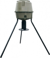 MOULTRIE FEEDERS CO Moultrie 30-Gallon Dinner Plate Tripod Feeder