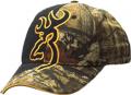 BROWNING Browning Big Buckmark Hat Mossy Oak Infinity / Black