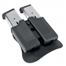 Sig Tac Dbl Mag Pouch P226 Poly Blk
