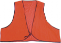 TEXSPORT CO Economy Vinyl Safety Vest