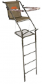 MILLENNIUM OUTDOORS LLC *DS* Single Ladder Stand 21' 2 Boxes