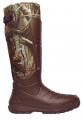 "LA CROSSE FOOTWEAR INC Aerohead 18"" Boot Realtree Xtra 7mm Size 10"