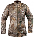 ROBINSON OUTDOOR PRODUCTS Sola Knock Out Jacket Trinity Tech Realtree Xtra Camo Large