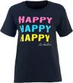PIVOTAL PARTNERS LLP Ladies Duck Commander S/S Shirt Happy Happy Happy Medium