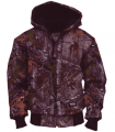 WALLS INDUSTRIES INC Insulated Hooded Jacket Realtree Xtra Camo 4T