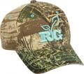 OUTDOOR CAP COMPANY INC Realtree Girl Hat Realtree Max1 Camo