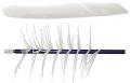 TRUEFLIGHT MFG CO INC Spiral Wrap Pink Full Length RW Feathers