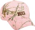OUTDOOR CAP COMPANY INC Realtree Girl Hat Realtree APC Pink Camo