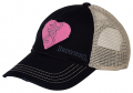 """BROWNING Browning """"For Her"""" Heartbreaker Cap Navy/Pink"""