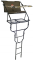 MILLENNIUM OUTDOORS LLC *DS* Double Ladder Stand 18' 2 Boxes