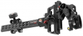 TOMORROW'S RESOURCES UNLIMITED Accutouch Carbon Pro Slider Sight AV 41mm Scope 1 Pin .010