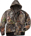 WALLS INDUSTRIES INC Youth Insulated Hooded Jacket Mossy Oak Country Medium