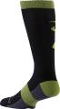 SIGNATURE PRODUCTS GROUP Browning Buckmark Unisex Sock Large Phantom/Dark Citron