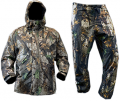 RIVERS WEST APPAREL INC Weather Beater Suit Pack Combo Widow Maker Camo 3X