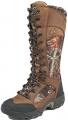 """ROCKY BRANDS WHOLESALE LLC Classic Lynx 15"""" Snake Boot Mossy Oak Breakup Size 13"""