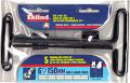 EKLIND TOOL COMPANY Hex Standard Grip Metric Set 2,2.5,3,4,5,6,8,10