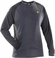 ROBINSON OUTDOOR PRODUCTS Super Skin Shirt Black/Grey Large