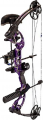 "G5 OUTDOORS LLC 17 Quest Radical Realtree Purple Bow Package RH 25"" 40#"