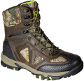 OLD DOMINION FOOTWEAR B/C Backwoods Jr. Youth Boot Dark Brown/Realtree Xtra Size 6