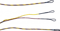 FIRST STRING PRODUCTS LLC First Draw Genesis String/Cable Set Mountain Berry/Yellow