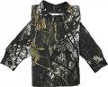 BONNIE & CHILDRENS SPORTSWEAR Infant Long Sleeve Tee Shirt Mossy Oak 18-24 Months