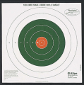 ALLEN CO INC Allen/Remington 100yd Bullseye Sight-In Target