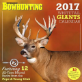 INTERMEDIA OUTDOORS 2017 Peterson Bowhunting Calendar