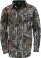 WALLS INDUSTRIES INC Cape Back Long Sleeve Shirt Realtree Xtra Camo Large
