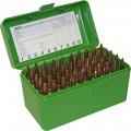 Ammo Box - 50 Rd Flip Top 375 Rem Grn